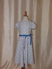 Little Princess by Meloney's Design handmade girls size 10 dress