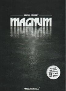 Magnum  Live in concert New Item