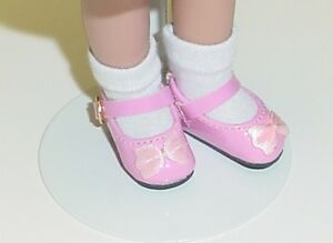 Doll Shoes, PINK 38mm Patent Mary Janes