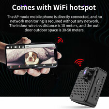 1080P Mini Spy Camera Wireless WiFi IP Camcorder DVR Night Vision House Security