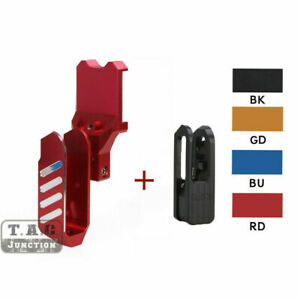 IPSC USPSA Tactical Speed Right Hand Aluminum Pistol Insert Holster For Glock