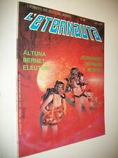 L'ETERNAUTA:N.58 FUMETTI PIù BELLI DEL MONDO E.P.C.SETTEMBRE 1987 MORENOALTUNA!