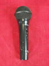 AUDIO SPECTRUM AS-400 BLACK MICROPHONE DJ PUBLIC SPEAKING SINGING GAMING