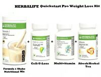 HERBALIFE Quickstart Pro Weight Loss Program Kit