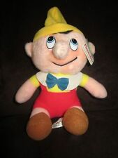 Vintage Walt Disney little stuffed Pinocchio for the liar in your family MWT