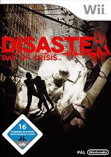 Disaster - Day of Crisis (Nintendo Wii) +neu und ovp+