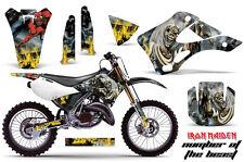 KAWASAKI KX 125/250 Graphic Kit AMR Racing Decal Sticker Part KX125/250 99-02 IM