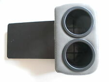 Gray Drink Holder for 78-88 G-Body Cars, Plug and Chug