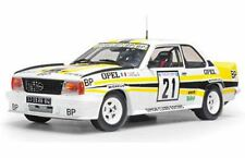 SUNSTAR 5364 OPEL ASCONA 400 diecast rally car BP Clarr Tour De Corse 1982 1:18