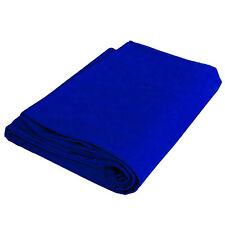Fotostudio Stoff Hintergrund DynaSun W003 2,8x4,0 Blau Dicke Baumwolle 140g/sqm