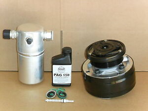 NEW AC COMPRESSOR KIT 1993-1995 CHEVY TAHOE, SUBURBAN, CK PICKUP, AND OTHERS