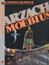 MOEBIUS EO ARZACH jean giraud dessin illustrations livre LES HUMANOIDES ASSOCIES