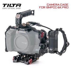 Tilta Tactical Kamerakäfig Full Camera Cage Advanced/Basic Kit For BMPCC 6K Pro