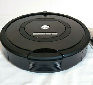 iRobot Roomba 761 Automatic Robotic Vacuum Cleaner Robot Rechargeable wCharger