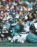 Dallas Cowboys & Hall of Famer Mel Renfro  autographed 8x10 photo vs Steelers
