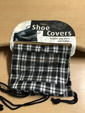 Set Shoe Bags Dust-proof Drawstring With Window Travel Shoe Storage Bags NEW