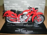 Starline Moto Guzzi Falcone rot red 1:24 Motorrad Motorbike Neu + OVP