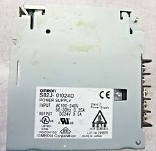 Omron S82J-01024D DC24V 0.5A Power Supply NB-1D