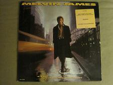 MELVIN JAMES THE PASSENGER LP ORIG '87 MCA PROMO COPY POWER POP ROCK VG+