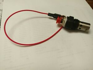 2666108 = 2666103  INTAKE HEATER, GLOW PLUG, FITS PERKINS ENGINES 12 VOLTS
