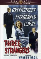Three Strangers (2012, DVD NEUF) DVD-R (RÉGION 0)
