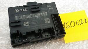 Audi A5 8T Türsteuergerät vorne links 8T0.952.793J