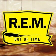 R.E.M. - OUT OF TIME - NEW CD ALBUM