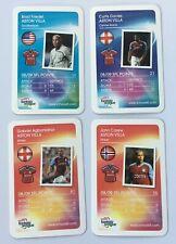 09/10  Aston Villa 4  Battlestatz Schools Fantasy League Football Cards  Exc