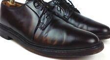 Vintage Florsheim Imperial Men Oxford Burgundy  Shoe Size 10.5 D