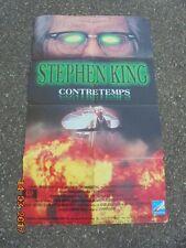 """Affiche / Poster de Cinéma / Stephen KING / FILM  """"CONTRETEMPS""""ENVIRON 70CMX40CM"""