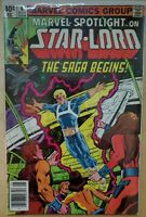 Marvel Spotlight 6 1st Appearance Of STARLORD!!