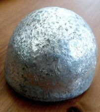 ZINC metal element ~ 99.99%  ~Single  DOME  #5  (MEDIUM)