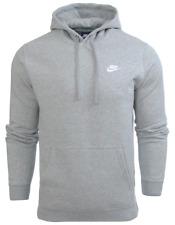 Nike Sweater Men's Hoody 804346 Grey Gray Men M