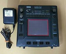KORG KAOSS PAD KP3 KP-3 Dynamic Effect Sampler Sequencer Tested Working Used