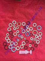 Alpha CB28 & CB28X Boiler Water Seal Kit Complete 3.013386 Washers O'Rings