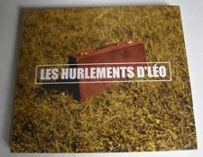 LES HURLEMENTS D'LEO (CD) LA BELLE AFFAIRE -  NEUF SCELLE DIGIPACK
