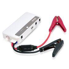 NEW Pyle PBPK42 5 in 1 Portable Power Bank & Car Jump Starter W/Flashlight