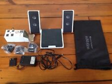Altec Lansing inMotion Analog Plug Small Portable Computer Phone Speakers Dock