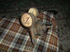 Vintage AIRCO GAUGES Gas Oxygen Regulator 4 Parts & Repair NY Steampunk Art !