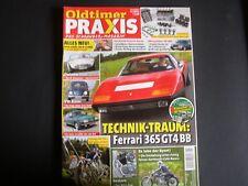 Oldtimer pratica 11/2012, Oldtimer, Ferrari, VW, Saab, Mercedes, ALFA ROMEO