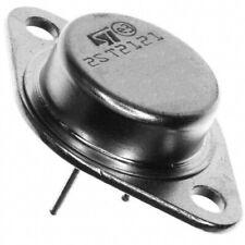 2N3773  Transistor Singolo Bipolare (BJT), NPN, 140V 150W 16A TO3 (QTY: 2 PEZZI)
