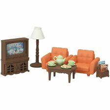 Epoch Sylvania Family Recommended Living Room Set Toy Furniture From Japan