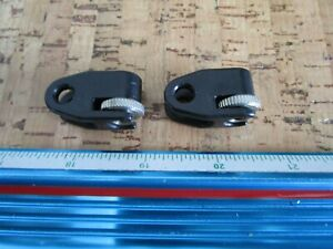 *NEW OEM* (LOT OF 2) 0720P20 OMC Johnson Evinrude Thumbwheel & Yoke 0397018