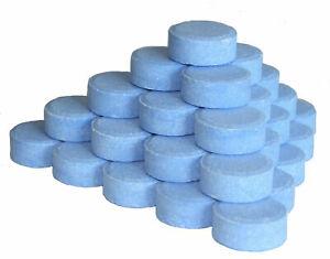 Blue Horizon Multifunctional Chlorine Tablets 50 x 20g Hot Tub Swimming Pool BHT