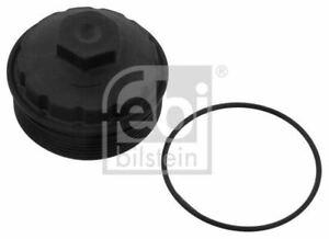 Febi - 39698 - febi Plus Cap, oil filter housing