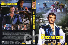 The Buccaneer (1958) - Anthony Quinn, Yul Brynner, Claire Bloom  DVD NEW