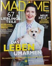 Madame Nr. 3 - 21 März  # Das Leben umarmen uvm. #  K