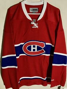 Reebok Women's Premier NHL Jersey Montreal Canadiens Team Red Alt sz 2X