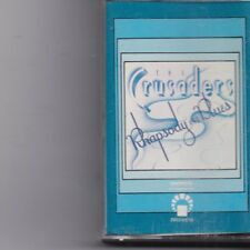 The Crusaders-Rhapsody Blues Music Cassette