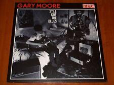 GARY MOORE STILL GOT THE BLUES LP *LTD* REMASTERED EDITION VINYL EU REPRESS New